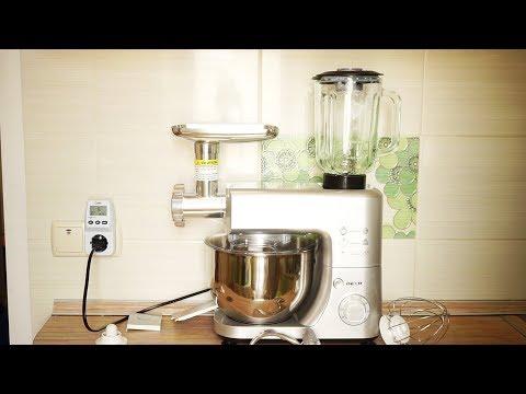 Обзор кухонной машины DEXP KM-800