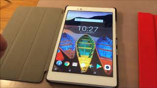 Lenovo Tab3 8Plus - I Got It As A Replacement Android Tablet For My Old Google Nexus 7 (2012) Tablet
