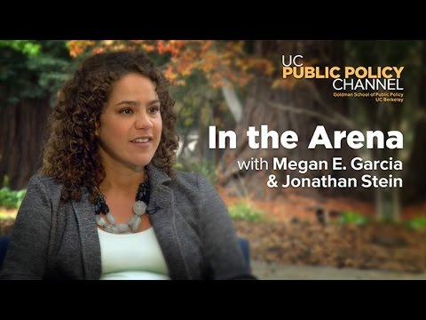 In The Arena with Megan E. Garcia and Jonathan Stein