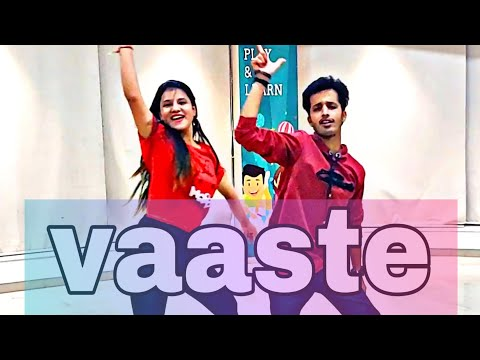 Vaaste song | Dhvani bhanushali | Dance Choreography