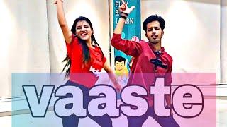 Vaaste | Dhwani bhanushali | Dance Choreography