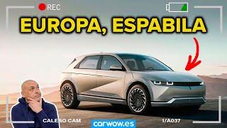 HYUNDAI IONIQ 5: El coche que deja en evidencia a Europa - Primer contacto / Análisis / Precio
