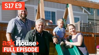 Ask This Old House | Swing Set, Robotic Construction (S17 E9) | FULL EPISODE