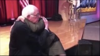 Bernie Town hall makes Trump voters feel the bern