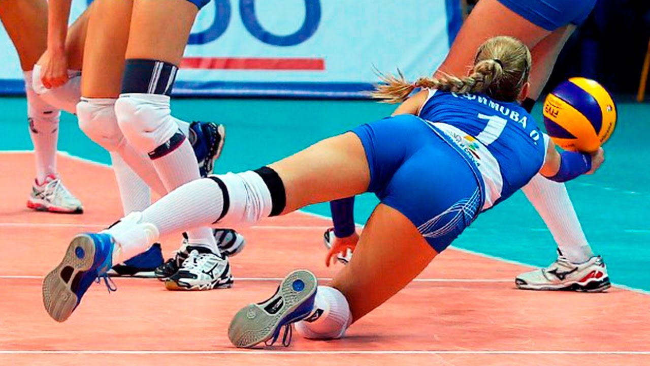 TOP 50 Best Women's Volleyball Digs   The Best Libero In ...