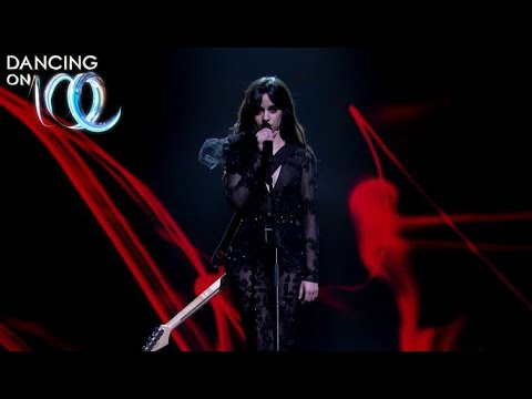 Camila Cabello  Never Be The Same  on Dancing On Ice 2018 HD
