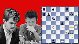 We need to talk about Magnus - Carlsen vs Ding Liren | Sinquefield Cup 2019