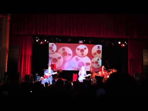Squeeze - Live @ Carnegie Music Hall, Homestead PA 4/26/12