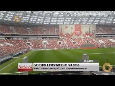 Venezuela dice presente en el Mundial de Rusia 2018 (Parte 1 de 3)