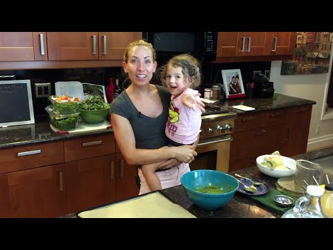 Raw Vegetable Bread Overview w/ Deanna Mutzel