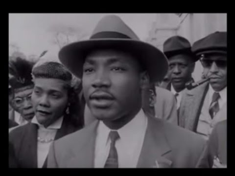 Montgomery Bus Boycott (Footage)