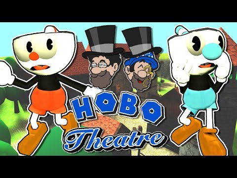 Download Youtube: The Betrayal of Cuphead || HOBO THEATRE