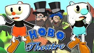 The Betrayal of Cuphead || HOBO THEATRE