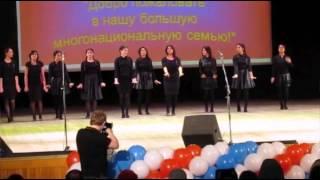 Супер Азербайджанский танец в России
