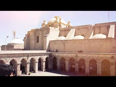 A ONE - DAY GETAWAY TO AREQUIPA