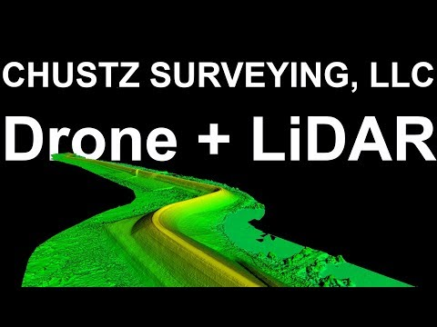 Drone + LiDAR