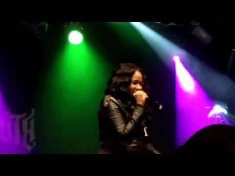 Talib Kweli live w/Jean Grae -Black Girl Pain 1-03-11