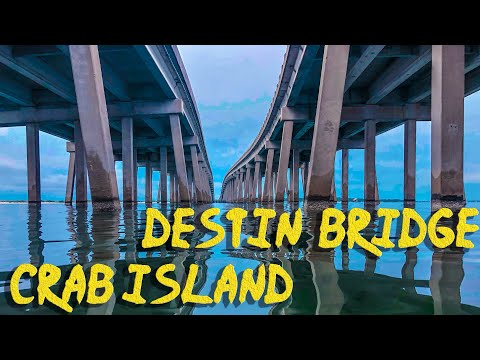 Destin Kayak Fishing - Inshore At Crab Island