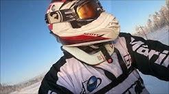 Jyväs-Marine Snow Racing treenit Kemijärvellä 1/2020
