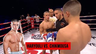 Nabil Haryouli vs Ahmad Chikmousa I Full Fight