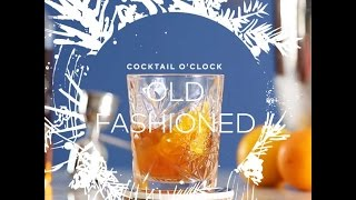West Elm + The Liquor Cabinet: Old Fashioned Cocktail
