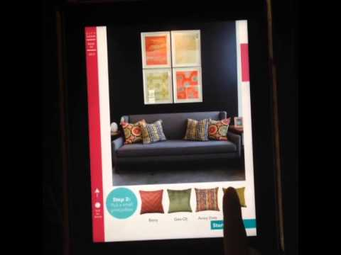 Citygram   How To Select Throw Pillows By Sarah Stacey Interior Design