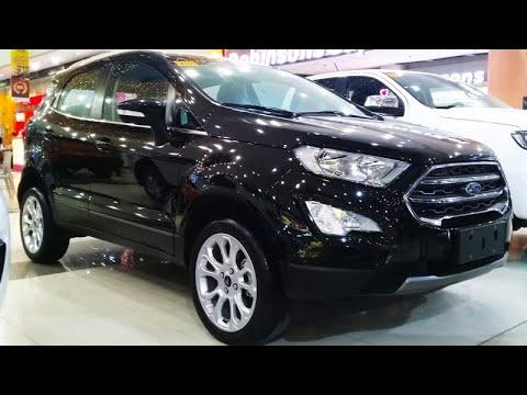 2019 Ford EcoSport 1.5 Ti-VCT Titanium A/T: Full Walkaround Review