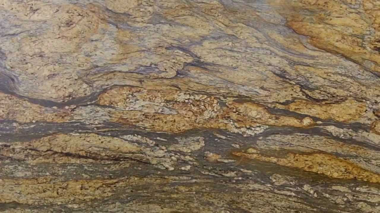 River Stone Slabs : Yellow river granite slab lot stone masters inc youtube