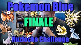 Pokemon Blue Nuzlocke Finale