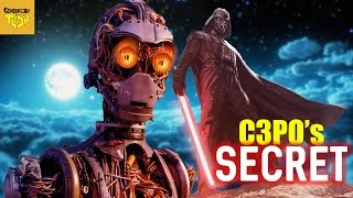 Was C3PO SPYING for DARTH VADER? Star Wars Theory