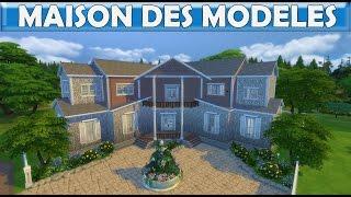 Les Sims 4 : Maison des modèles / Construction - Speed Build