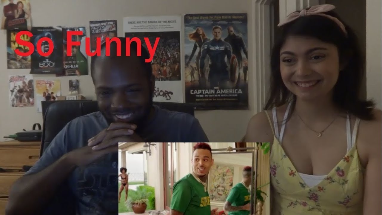 Lil Dicky    Freaky Friday feat  Chris Brown Official Music Video REACTION