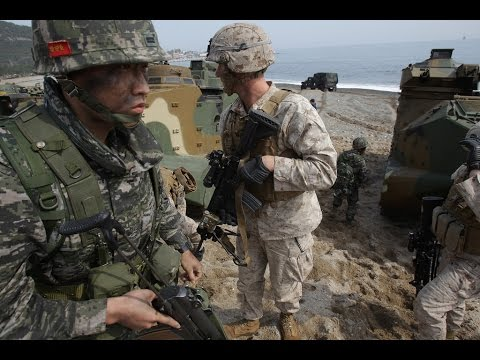 Unofficial Joint Operation l 11th MEU (SOC) 7/31/14