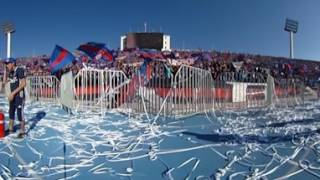 Salida Universidad de Chile vs San Luis