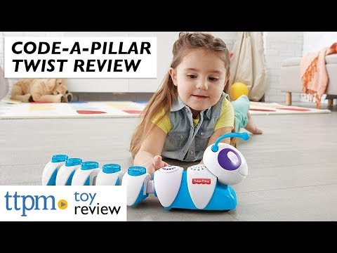 Code-a-pillar Twist From Fisher-Price