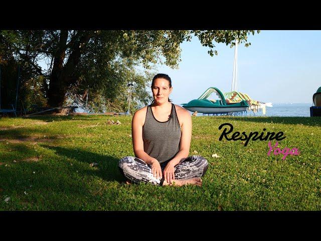 Meditáció- befogadás gyakorlása lótuszmudrával