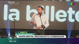 RAMÓN MESTRE, PRECANDIDATO A GOBERNADOR