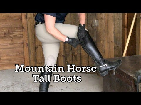 Mountain Horse Tall Boots