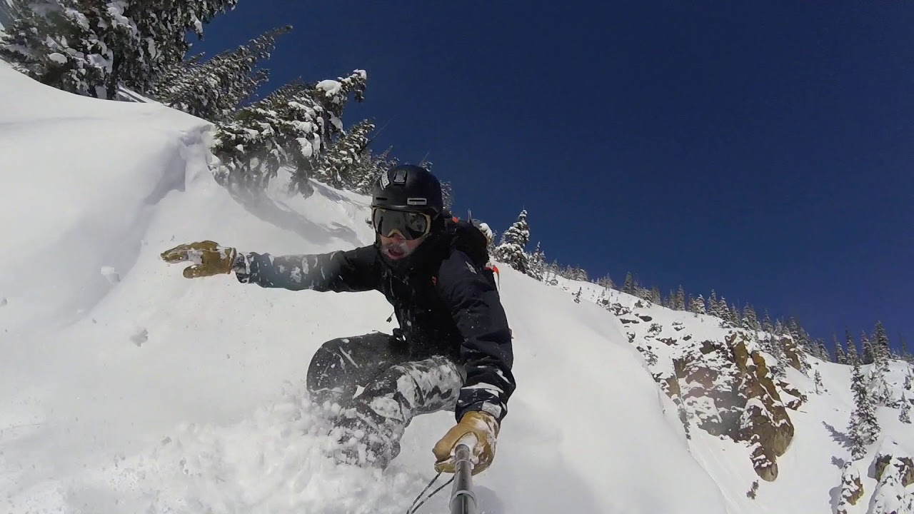 Strictly splitboarding - Silverton 2017