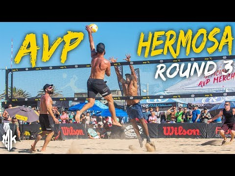 McKibbin/McKibbin Vs. Amorim/Del Sol | AVP Hermosa Beach Open 2019