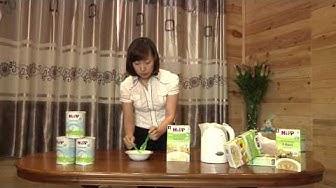 Hướng dẫn pha bột sữa từ bột ngũ cốc của HiPP cho bé ăn dặm
