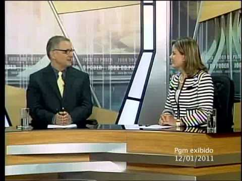 Jogo do Poder Nacional: Gleisi Hoffmann (2011-01-12)