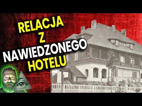 Relacja z Nawiedzonego Hotelu - Nawiedzone Miejsca, Duchy Zjawiska Paranormalne Spiskowe Teorie Ator