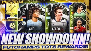 INSANE EFL CUP SHOWDOWN w/ 87 AKE & 88 LO CELSO! 🤩 TOTS FUT CHAMPS REWARDS! FIFA 21 Ultimate Team