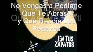 En Tus Zapatos - Santiago Cruz