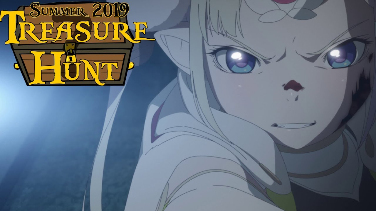 Summer 2019 Treasure Hunt Cop Craft Episode 2