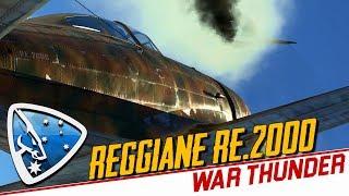 War Thunder: Reggiane Re.2000