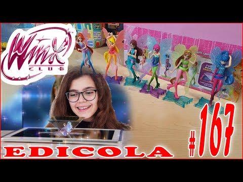 WINX DREAMIX POWER Nuova Collezione Figurine 3D (EDICOLA by Giulia Guerra)