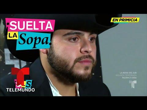 "Gerardo Ortiz rompe con ""Del Records""   Suelta La Sopa   Entretenimiento"