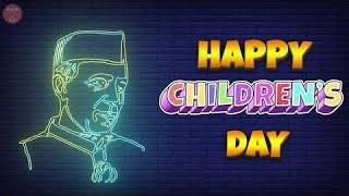 Happy children's day whatsapp status | childrens day quotes childrens day songs